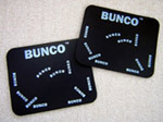 Bunco, Mouse Pad, Mouse Pad,Bunco+pad, Bunko, Bunco Bunko Mouse Pad