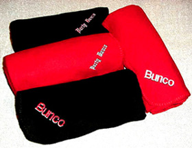 Fleece, blanket, Bunco, Bunko, Bonco, Bonko, Banca, Buncoh