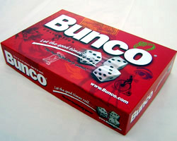 Bunco® game - Bunco® Dice Game  Official Bunco® Game of Dice